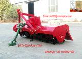 Cultivador rotatorio resistente con alto rendimiento laboral