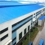 Almacén y taller del palmo grande del acero estructural