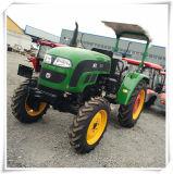 세륨 증명서를 가진 공장 직접 판매 Jx554 55HP 4WD 농업 트랙터
