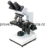 Microscopio de la estereofonia del zumbido de la marca de fábrica Ez460d Digitaces de Ht-0343 Hiprove