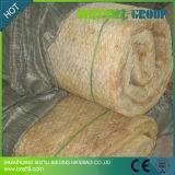 Cobertor de lãs de rocha de lãs minerais de isolação térmica