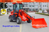 Boom télescopique Shovel Loader avec Euroiii Engine Rops&Fops