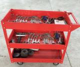 Serviço público três camadas do carro do serviço para industrial com metal