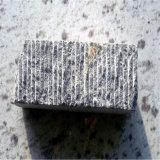 Geflammter Blaukugel-grauer natürlicher Kalkstein-Großverkauf