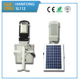 12W Integrated LED Solar Garden Light with High Lumen