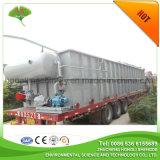 Flotación de aire disuelta DAF para el tratamiento de aguas residuales