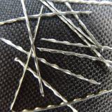 Fibra do aço de folha da régua SUS304 para o refratário