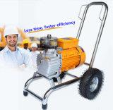 Pulvérisateur privé d'air à haute pression électrique de peinture de pompe à piston