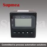 contrôleur de température de l'eau d'aquarium d'images de compteur pH dosant le contrôleur