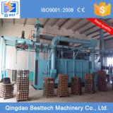 Macchina ambientale di granigliatura del trasportatore Chain