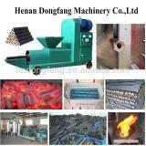 Macchina della pressa della mattonella della segatura/macchina del carbone di legna da vendere