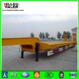 China hizo tri árbol 60000 kilogramos de acoplado inferior del cargador