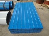 Mare Blue Corrugated Roofing Sheet per Prefab House