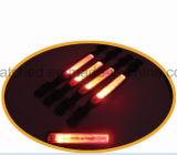 連続した安全のための1つのLED標準的な反射Armabndの反射ブレスレット