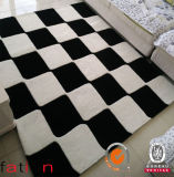 Tapete Shaggy simples moderno do acrílico da alta qualidade dos tapetes de área