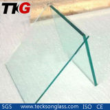 ドアおよびWindowsガラスのための5mmのゆとりのフロートガラス