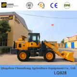 2.8t de Lader van het wiel met ProefControle en Weichai Motor Lq928
