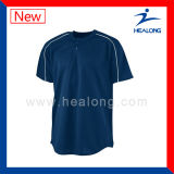 Healong Sublimation-nach Maß Baseball-Hemden
