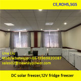 Замораживатель комода компрессора 12V 24V холодильника солнечный глубокий