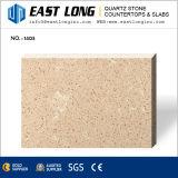 カウンタートップまたは虚栄心の上のための設計された石造りの卸売または水晶石が付いている壁パネル