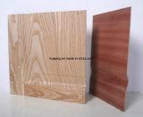 Piel del piel de la puerta de Sapeli/madera de la chapa de la puerta/piel moldeada de la puerta