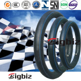 Chambre à air de vente de pneu butylique chaud de moto (130/90-15)