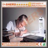 Luz solar recargable 1W con la lámpara de escritorio de 6 LED (SH-1917)