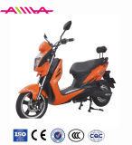 motocicleta 500W elétrica com escala de 60km