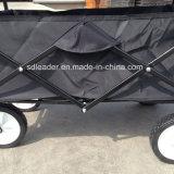 Vouwend de Wagen van het Nut met Luifel & AchterZak - Zwarte Zak (TC1011)