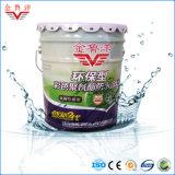 Capa impermeable del poliuretano acuoso/sola pintura impermeable acuosa componente de la PU