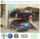 Подъем стоянкы автомобилей автомобиля домашней пользы 2 столбов гидровлический