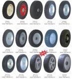 Твердое колесо, плоское свободно резиновый колесо, промышленное колесо, профессиональная фабрика в Китае
