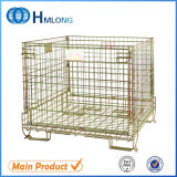 Metall Galvanized Storage Cage für Warehouse