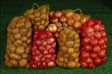 Kartoffel pp., die Linon-Ineinander greifen-Beutel L-Näht