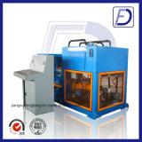 Presse hydraulique de briquette de plaques d'Alumiunm