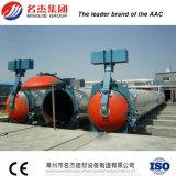 Le bloc ascendant AAC de limette de sable de l'autoclave AAC de l'ouverture AAC volant l'autoclave de bloc de cendres