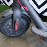Batterie au lithium de type de Xiaomi pliant le scooter électrique