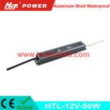 12V4.2A 알루미늄 LED 전력 공급 또는 램프 또는 유연한 지구 방수 IP67