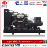 Генератор силы двигателя Shangchai открытый электрический тепловозный (72.5-900kVA/58-720kW)