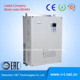 Mecanismo impulsor trifásico de la CA de la alta calidad de V&T V6-H con la operación de Stalbe con la tarjeta 0.4 de Encorder a 90kw-HD