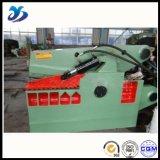 Cisaillement en métal d'alligator de découpage de la Manche automatique de vente rentable de l'usine Q43 et de fer rond (OIN de la CE)