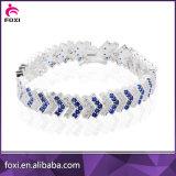 Bracelet de mode de photos de modèle de Payal des montres des grands CZ d'Alibaba hommes de luxe de COM