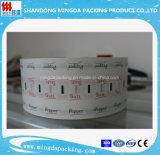 Aluminum+PE Met een laag bedekt Document voor Pakket van de Stootkussens van de Alcohol Prep