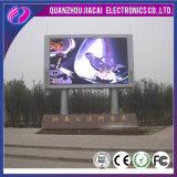 Schermo di visualizzazione esterno del LED P10 di Programmble