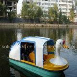 Schwan-Pedal-Boot für 2/4 Personen-Park verwendetes Pedal-Boot