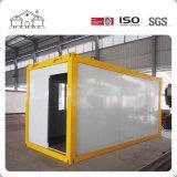 Camera prefabbricata del contenitore della struttura d'acciaio fatta in Cina