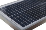 Pila solare del poli del comitato solare di alta efficienza 10W modulo di PV