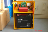 600W 200ah/220V Wechselstrom-auswechselbares Sonnenkollektor-Stromversorgungen-System