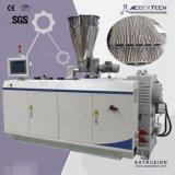 Machine composée en plastique en bois d'extrusion de profil de PVC