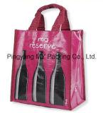 OEM super PP da qualidade tecido anunciando o saco de compra